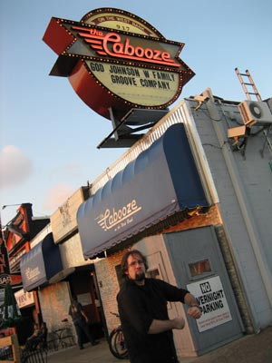 The Cabooze - Minneapolis